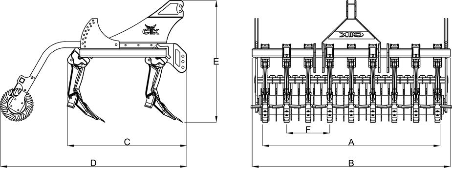 CTK Tarım CPS Serisi — Çizel adlı ürün görseli 207